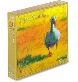 """Puzzel """"Witte Eend"""" Theo Onnes 48,5x54cm / 1000 pcs"""