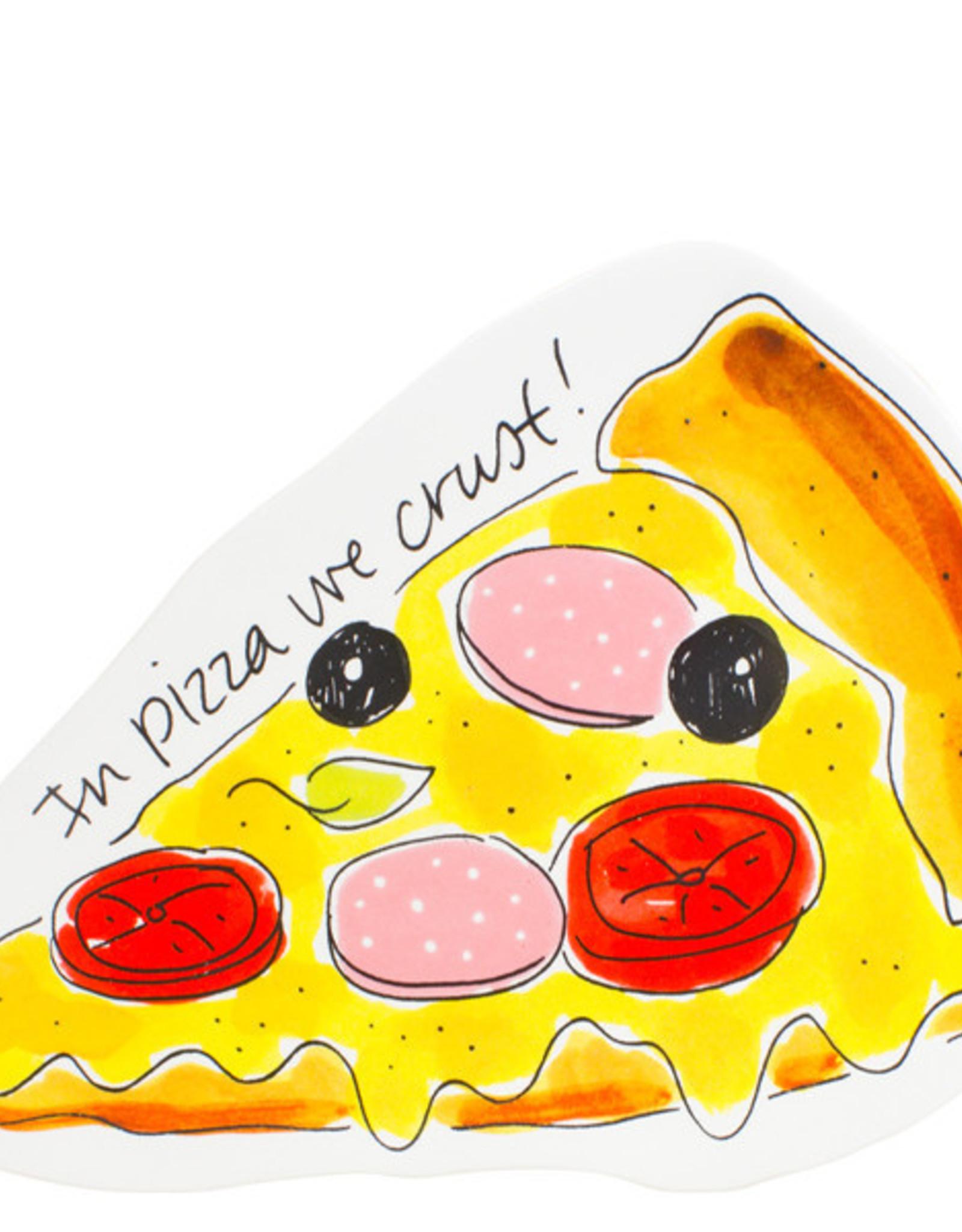 "Blond Amsterdam Pizza Bord ""Snack"" - Blond Amsterdam"