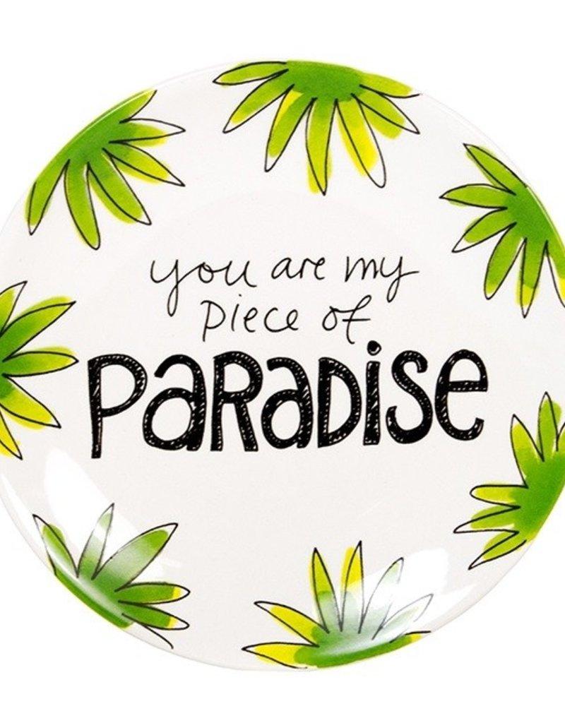 "Blond Amsterdam Gebaksbord 18cm Paradise ""Paradise"" - Blond Amsterdam"
