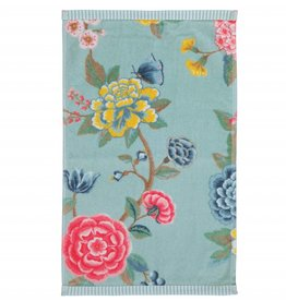 Pip Studio Gastendoekje Good Evening 30x50cm Blauw - Pip Studio