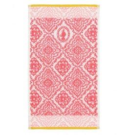 Pip Studio Gastendoekje Jacquard Check 30x50cm donker roze - Pip Studio