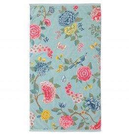Pip Studio Handdoek Good Evening Blauw 55x100cm - Pip Studio
