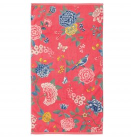Pip Studio Handdoek Good Evening Coraal 55x100cm - Pip Studio