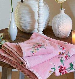 Pip Studio Handdoek Granny Pip 55x100cm Roze - Pip Studio