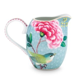 Pip Studio Melkkan Blushing Birds blauw 250ml - Pip Studio