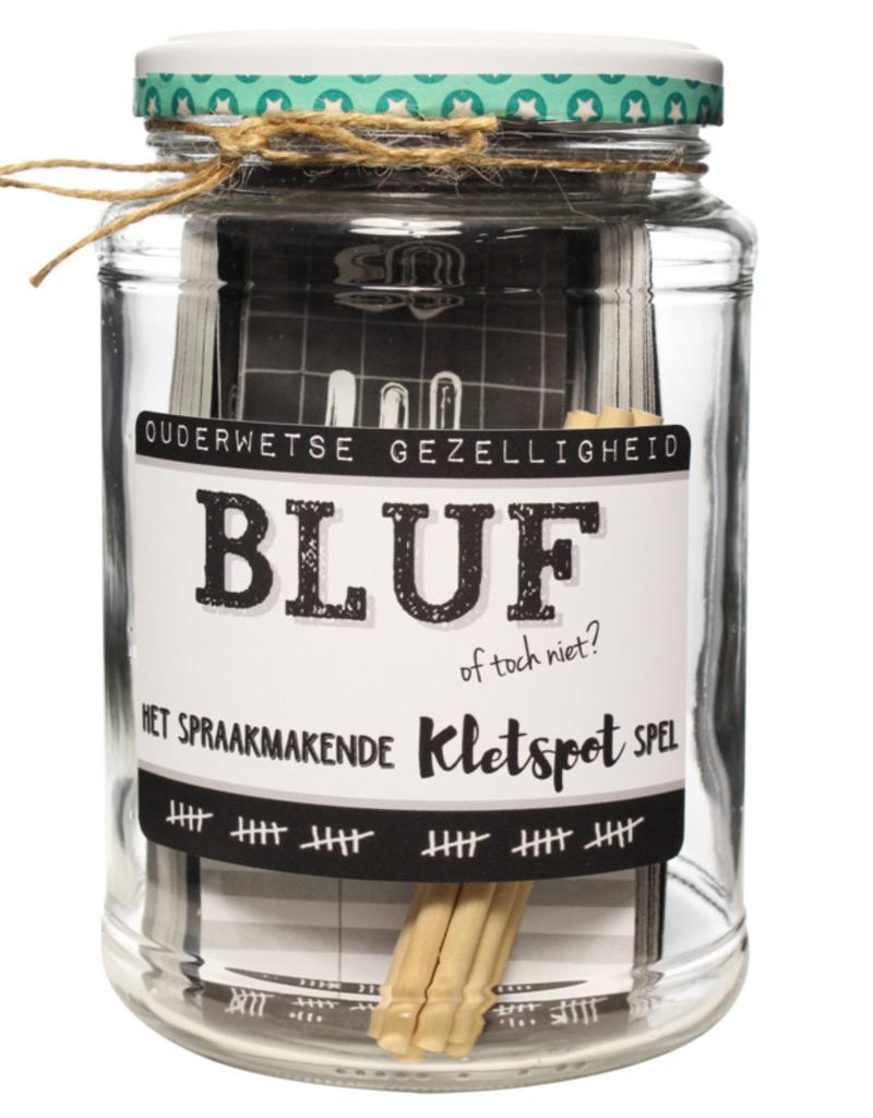 Kletspot Bluf - Het Kletspot Spel