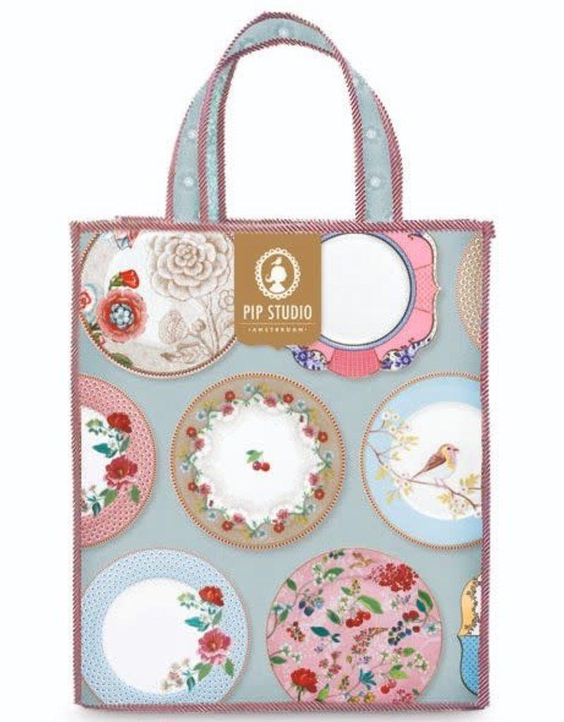 Pip Studio Shopper Spoons and Plates 38x15x44,5 cm - Pip Studio