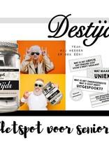 Kletspot Destijds - Kletspot voor Senioren