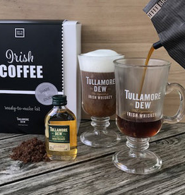 LIV 'N TASTE Irish Coffee giftset incl. 2 glazen - LIV 'N TASTE