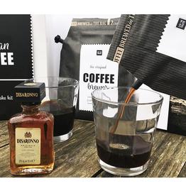 LIV 'N TASTE Italian Coffee giftset incl. 2 glazen - LIV 'N TASTE