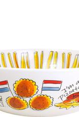 Blond Amsterdam Snack Schaal 30cm - Blond Amsterdam