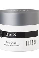 JANZEN Body Cream Black 22 - JANZEN