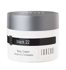 JANZEN Body Cream Black 22 - JANZEN