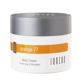 JANZEN Body Cream Orange 77 - JANZEN