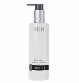 JANZEN Body Lotion Black 22 250ml - JANZEN