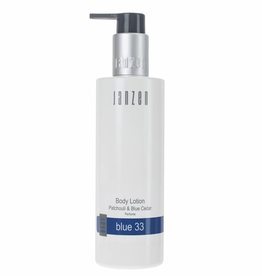 JANZEN Body Lotion Blue 33 250ml - JANZEN
