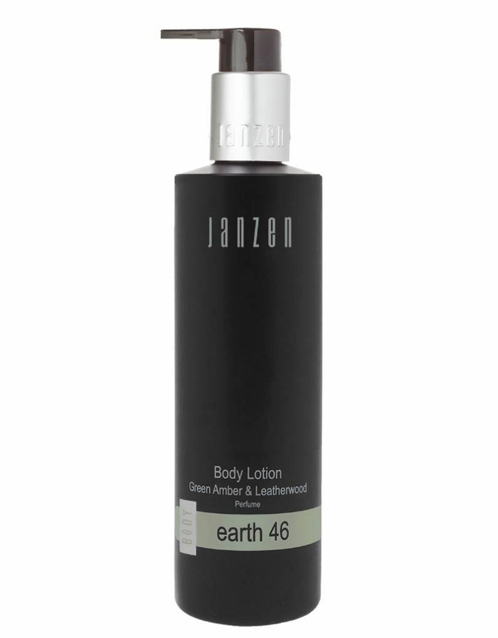 JANZEN Body Lotion Earth 46 - JANZEN