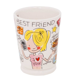 Blond Amsterdam Beker Best Friend - Blond Amsterdam