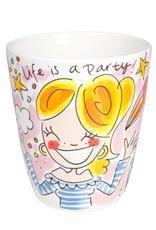 "Pip Studio Beker Life is a Party ""Even Bijkletsen"" - Blond Amsterdam"