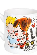 """Blond Amsterdam Minimok Rainbow """"Valentijn"""" - Blond Amsterdam"""
