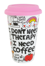 Blond Amsterdam Coffee to Go beker Therapy - Blond Amsterdam