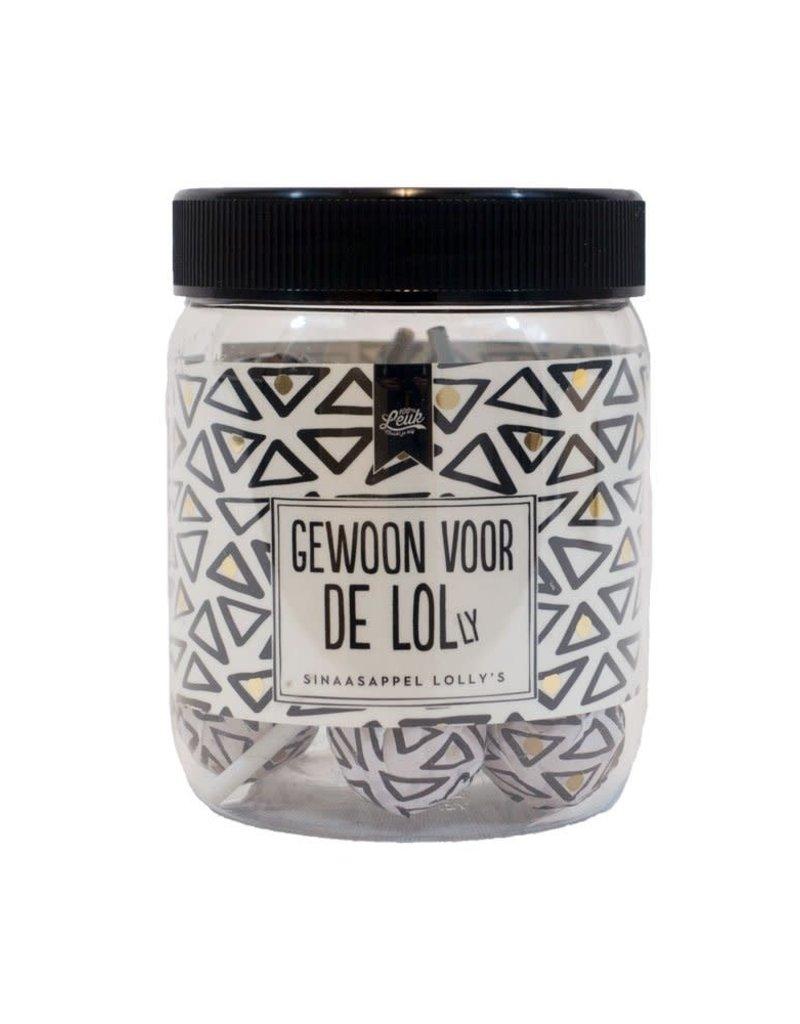 100% Leuk Pot Gewoon voor de lol(ly) - 100% Leuk