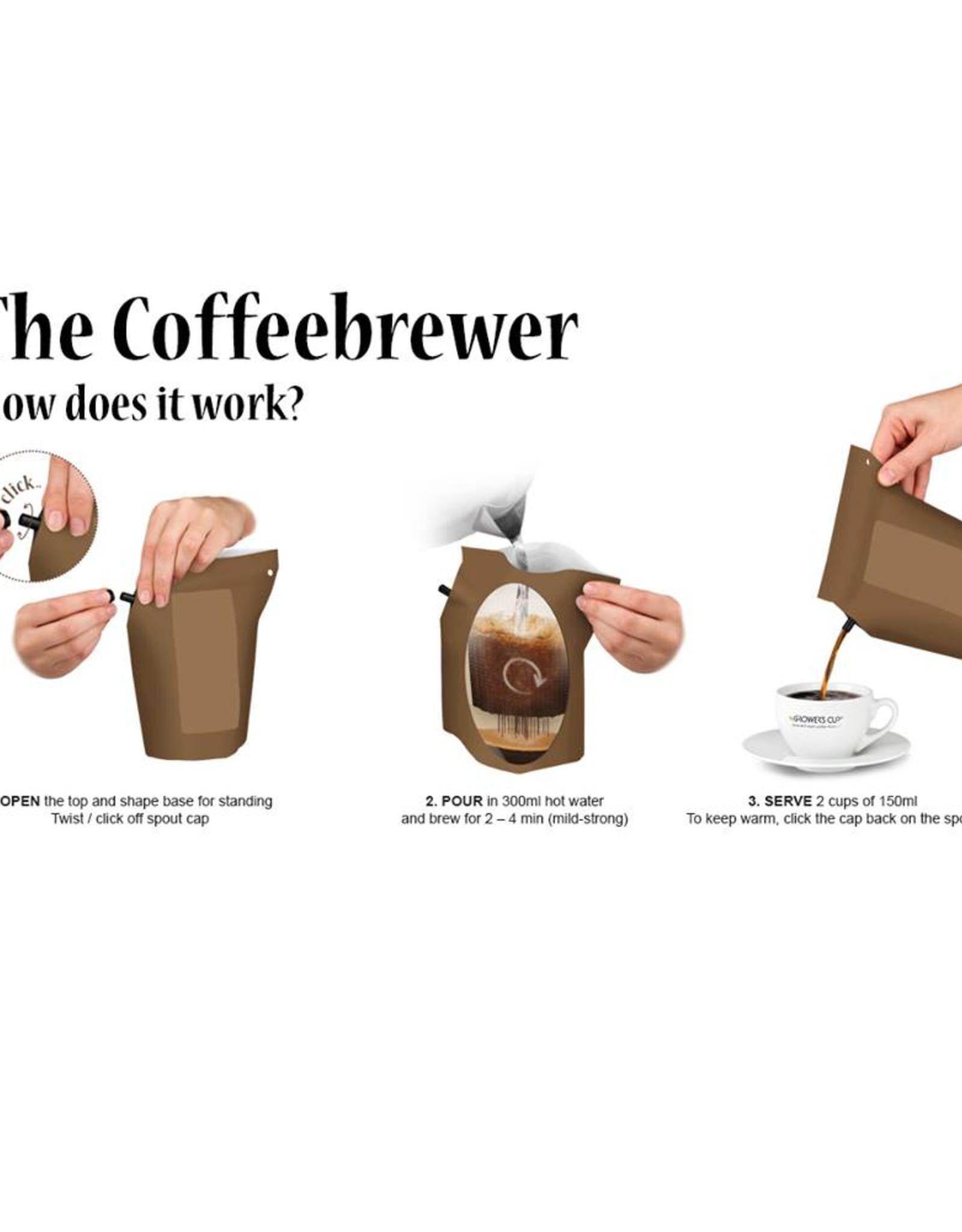 LIV 'N TASTE Heel veel Sterkte - Coffeebrewer Gift