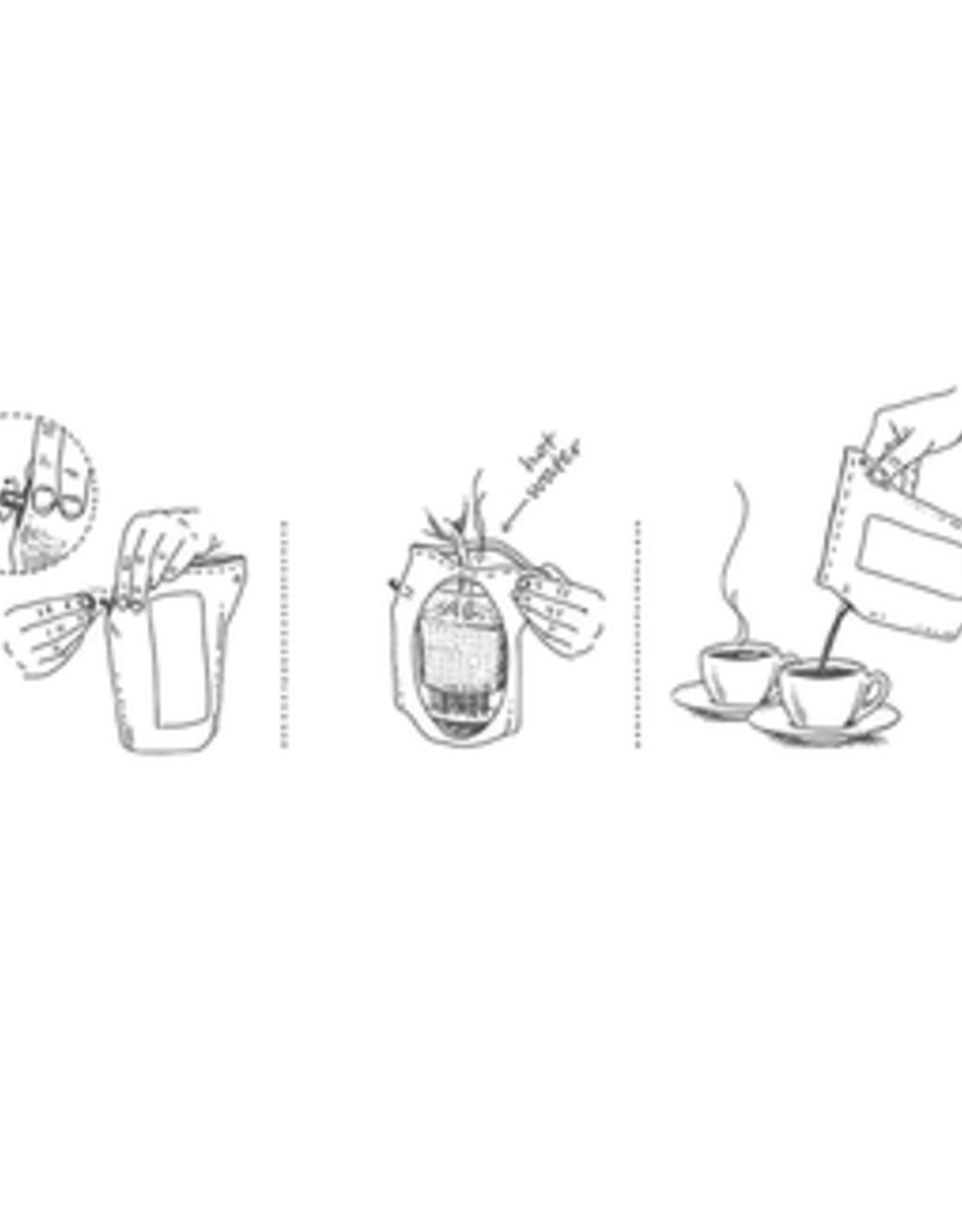 LIV 'N TASTE Van Harte BETERSCHAP - TeaBrewer Gift