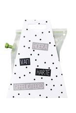 LIV 'N TASTE Hoera Van Harte Gefeliciteerd - TeaBrewer Gift