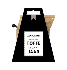 LIV 'N TASTE Dankjewel voor het Toffe Schooljaar - CoffeeBrewer Gift