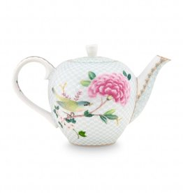 Pip Studio Theepot klein Blushing Birds wit 750ml - Pip Studio