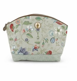 Pip Studio Toilettas Medium Spring to Life groen - Pip Studio
