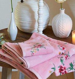 Pip Studio Washandje Granny Pip 16x22cm roze - Pip Studio