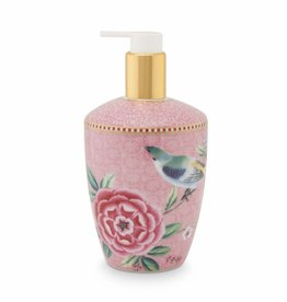 Pip Studio Zeeppompje Floral Good Morning roze - Pip Studio
