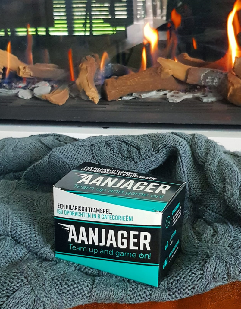 Aanjager - Team Up and Game On!