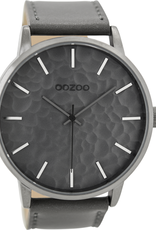 OOZOO Horloge C9440 olifant grijs 48mm - OOZOO