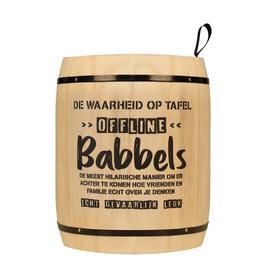 Kletspot Babbels, de Waarheid op tafel - Kletspot