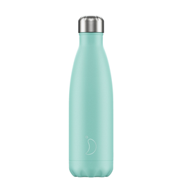 Chilly's Bottles Chilly's Bottle Pastel Groen 500ml - Chilly's Bottles