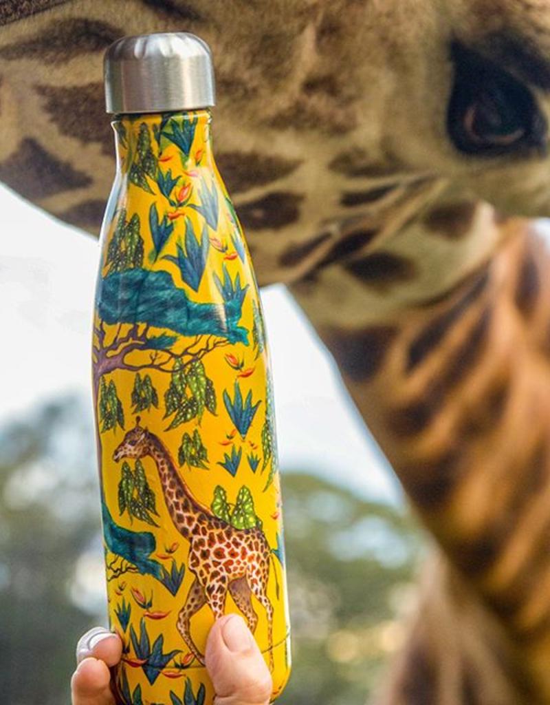 Chilly's Bottles Chilly's Bottle Tropical Giraffe 500ml - Chilly's Bottles