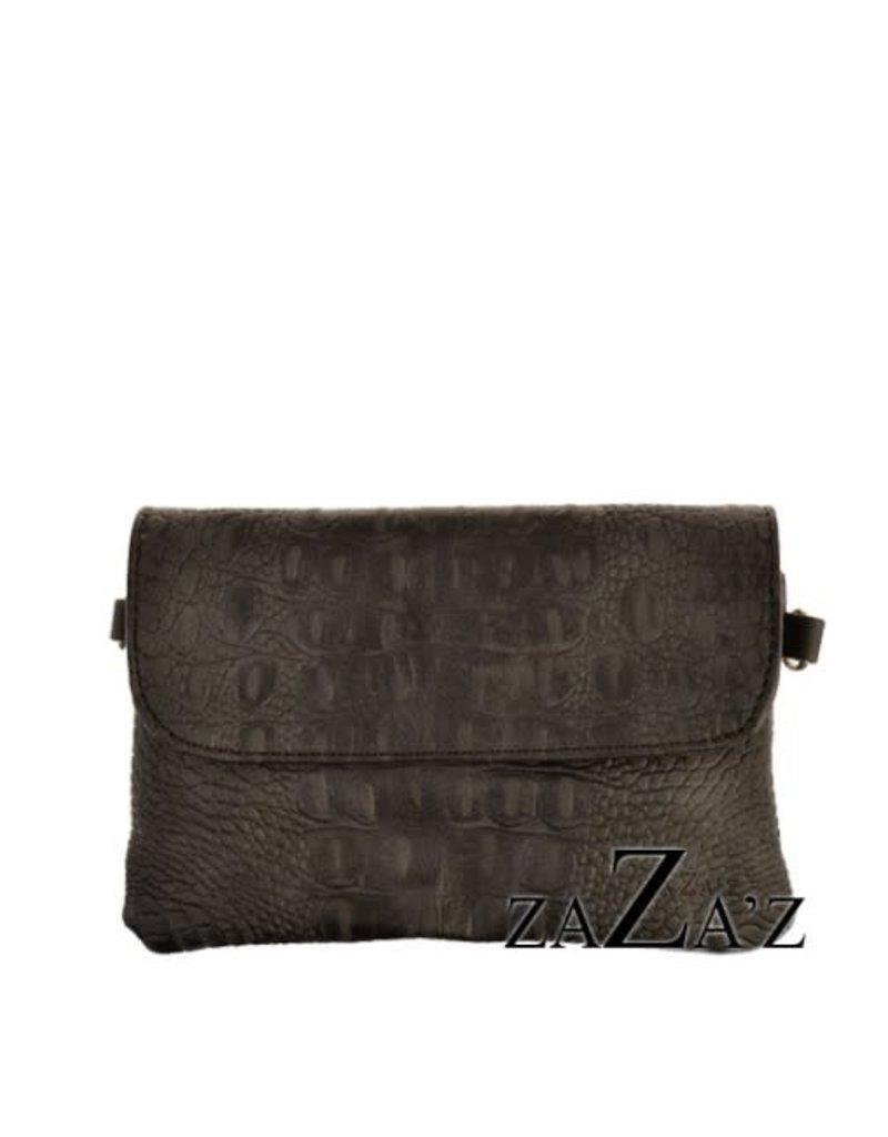 ZaZa'Z Tas klein met Flap - ZaZa'Z