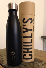 Chilly's Bottles Chilly's Bottle Black Matte 500ml - Chilly's Bottles