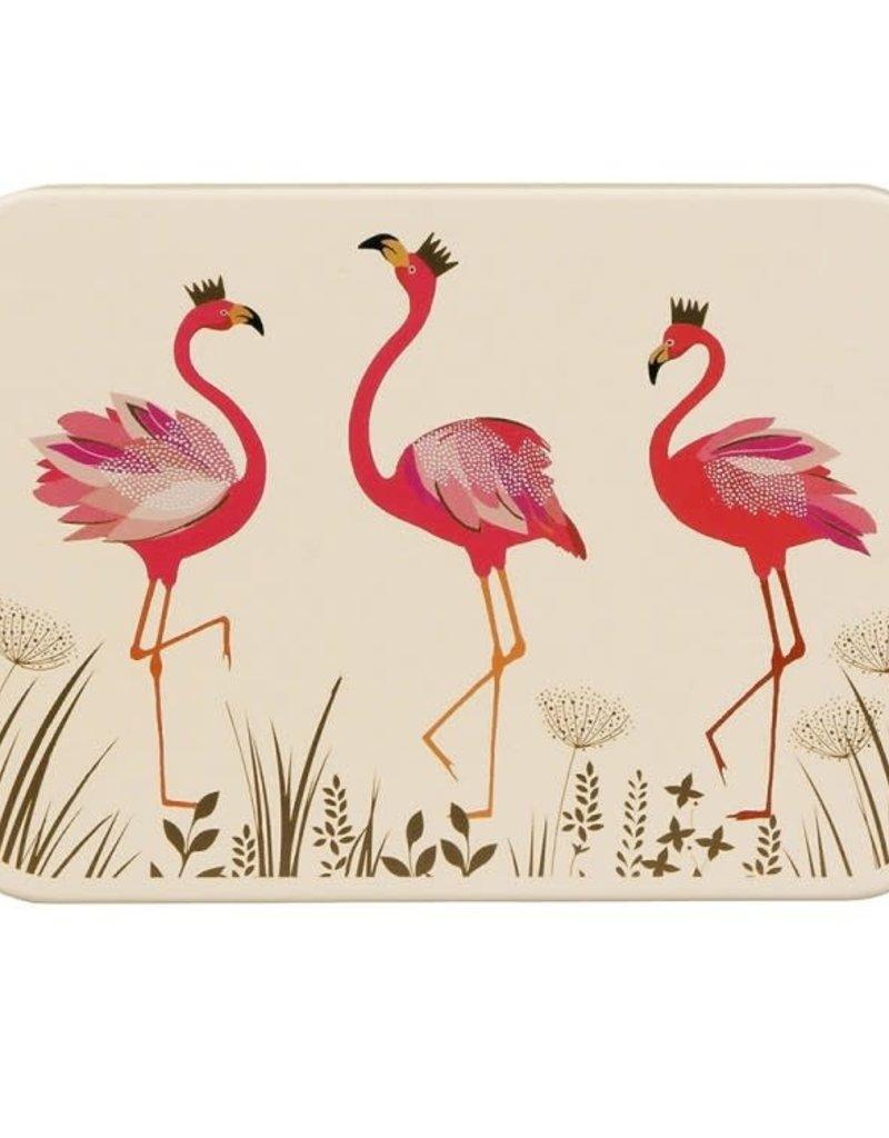 Blik Small Flamingo's - Sara Miller London