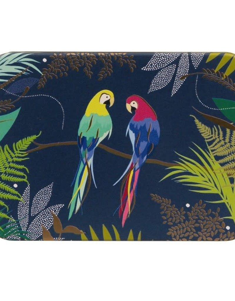 Blik Small Papegaaien - Sara Miller London
