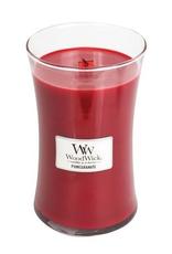 """WoodWick Kaars WoodWick """"Pomegranate"""" Large - WoodWick"""