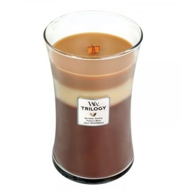 "WoodWick Kaars WoodWick ""Spiced Confections Trilogy"" Large - WoodWick"