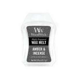 "WoodWick Wax Melt ""Amber & Incense"" - WoodWick"