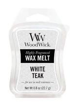 "WoodWick Wax Melt ""White Teak"" - WoodWick"