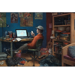 First things first! - Wenskaart Marius van Dokkum