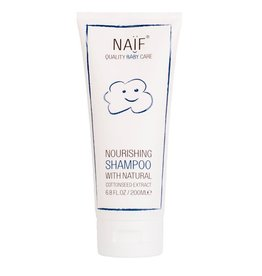 Naïf Quality Baby Care Milde Baby Shampoo 200ml - Naïf