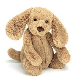 Jellycat Knuffel Bashful Toffee Puppy Hond - Jellycat